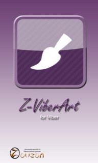 Z - ViberArt For Viber For Android Phones V 1.0.14 Mobile Software