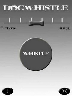 DogWhistle For Symbian Phones V1.0 Mobile Software