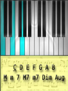 IQ Piano Chords Italian For Java Phones V 1.0 Mobile Software