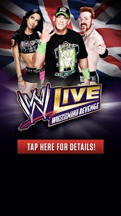 WWE For Android Phones V 2.5 Mobile Software
