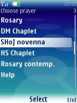 Mobile Rosary For Java Phones V 1.0.3 Mobile Software