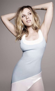 Hot Scarlett Johansson Mobile Software