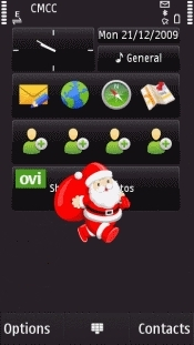 Xmas Avatar For Symbian Phones V 1.0.0 Mobile Software