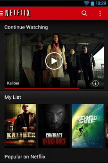 Netflix 3.4.0 Mobile Software
