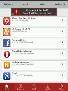 FreshAppz - App,Game,Wallpaper Mobile Software