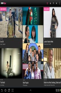 BBC IPlayer Mobile Software