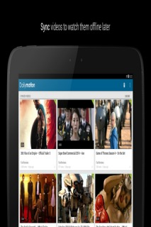 Dailymotion Mobile Software