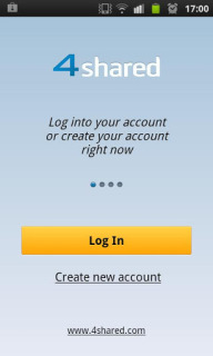 4shared Android Apps Mobile Software