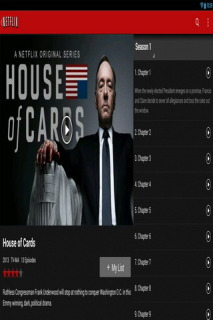 Netflix 3.11.1 Build 4421 For Android Phones Mobile Software