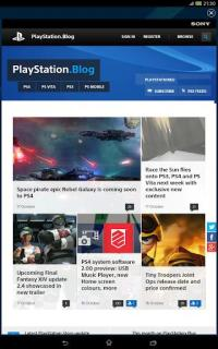 PlayStation Free Android Apps Mobile Software
