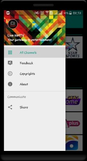 Live NetTV Mobile Software