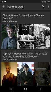 IMDb Mobile Software
