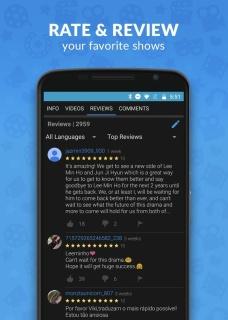 Rakuten Viki TV Dramas And Movies Mobile Software