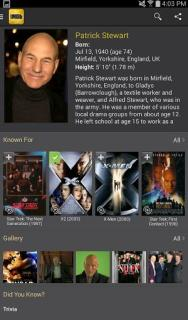 IMDb Download Android Apps Mobile Software