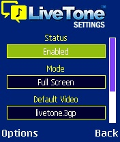 LIVE TONE VIDEO PLAYER BY SHAHID Mobile Software