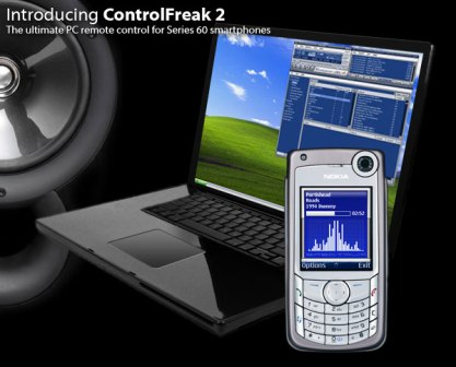 Control Freak 2 By Shahid Mobile Software