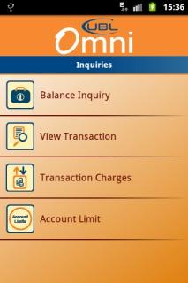 UBL Omni Mobile App Free Download Mobile Software