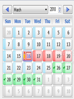 JX Ovulation Calendar Mobile Free Mobile Software