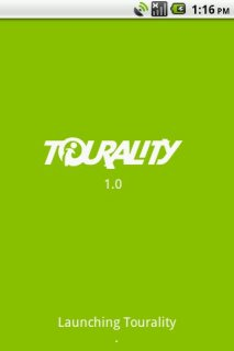 Tourality 1.0.5 Mobile Software