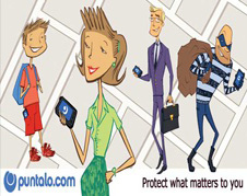 Puntalo Mobile Tracking 1.6 Mobile Software