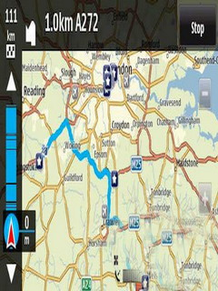 Ovi Maps 3.04 Mobile Software