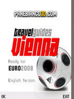 Travel Guides Vienna Euro 2008 Mobile Software