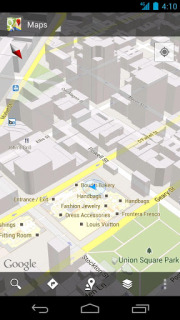 Maps For Windows Mobile Mobile Software