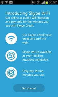 Skype WiFi For Android Phones V 1.3.0.2 Mobile Software