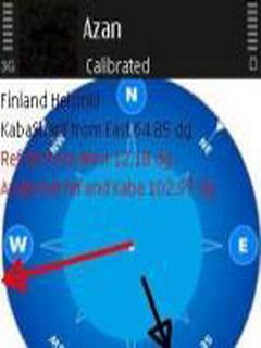HemeAzan For Symbian Phones V1.0.0 Mobile Software