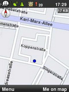 Waze GPS Navigation With Fun Social Elements For Symbian Mobile Software