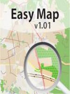 EasyMap For Symbian Phones V1.01 Mobile Software