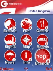 MobiExplore UK For Symbian Phones V 1.0.0 Mobile Software
