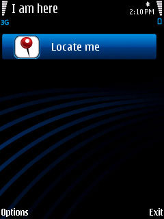 I Am Here By Melon For Symbian Phones V 1.00 Mobile Software