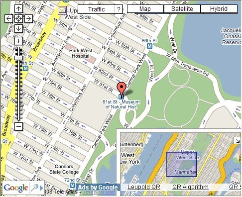 Google Maps Mobile Software