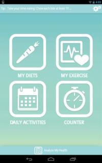 Diet Plan Mobile Software