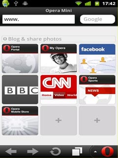 Download Opera Mini 6 V6 0 Mobile Software | Mobile Toones