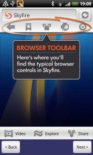 Skyfire 3.2.2 Mobile Software