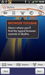Skyfire 3.2.2 Mobile Software