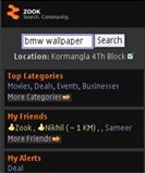 Zook Search 1.0 Mobile Software