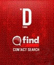 QFind Contact Search 1.2 Mobile Software