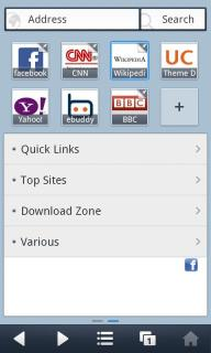 UC Browser 8.2.0 Mobile Software
