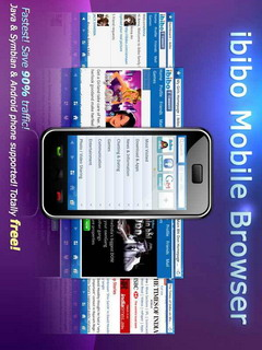 Ibibo IBrowser 2011 Mobile Software