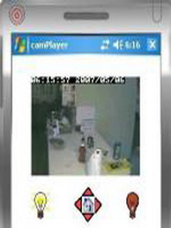Camera Player Mobile Software