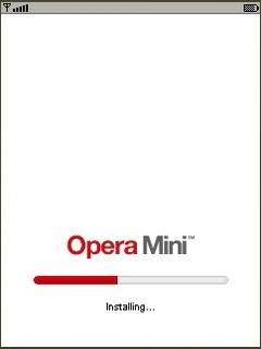 Download Opera Mini Mobile Software | Mobile Toones