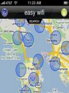 Easy WiFi For Windows Mobiles V 4.1.10 Mobile Software