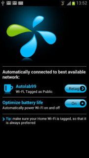 WeFi Pro - Automatic WiFi For Symbian Phones V 1.9.7.26 Mobile Software