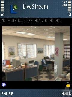 LiveStream 5.9 Mobile Software