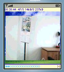J2MEWebCam 1.2 Mobile Software