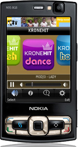 Kronehit 1.10 Mobile Software