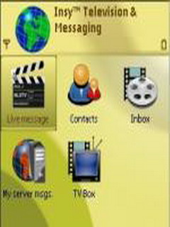 Insy TV 2.02.32 Mobile Software